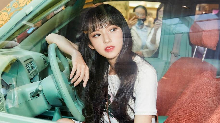 Cheng Xiao, WSJN, Beautiful, Korean, Girl, 4K, #4.1436