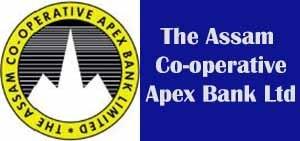 Image result for The Assam Co-operative Apex Bank Ltd. logo