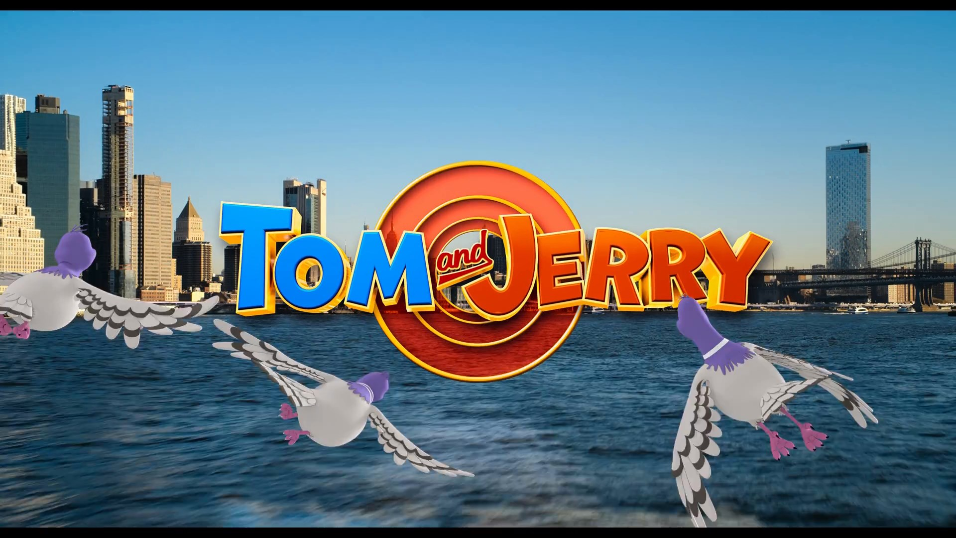 Tom y Jerry (2021) 1080p WEB-DL Latino