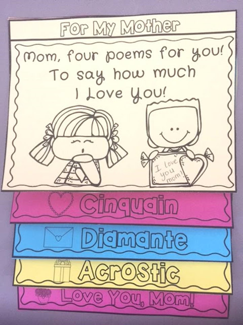 Mother's Day Writing Poems