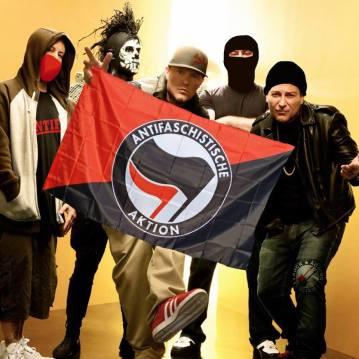 Limp Bizkit antifa   #PMRC  PunkMetalRap.com