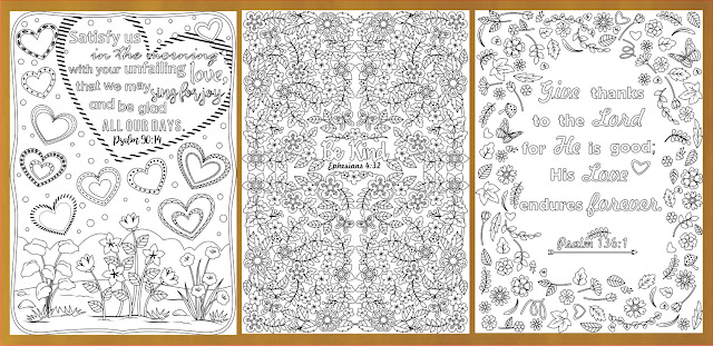 3 bible verse coloring pages by ricldp