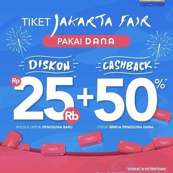 Belanja termurah dan terlengkap di Jakarta Fair Kemayoran 2019