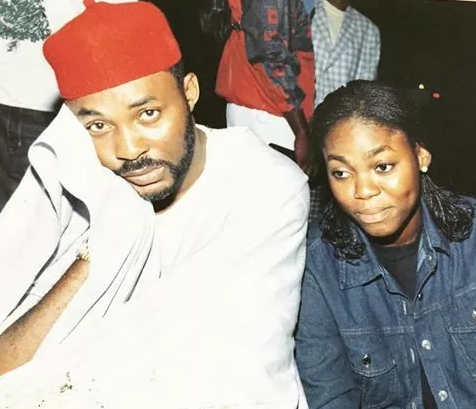 richard mofe damijo 16th wedding anniversary