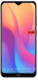 Cara Factory Reset Dan Hard Reset Xiaomi Redmi 8 dan Redmi 8A