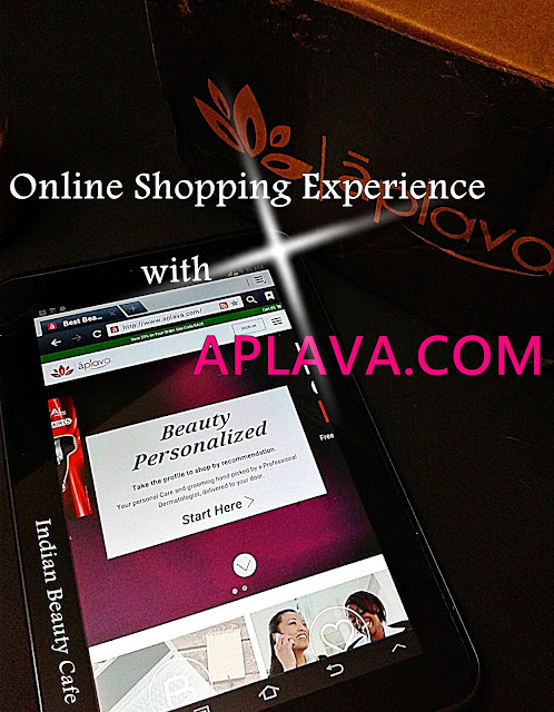 Aplava Online Shopping Experience