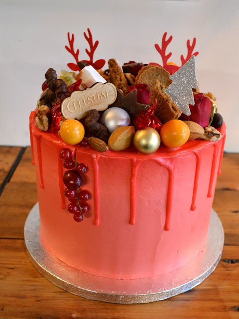 Voorbeeld dripping cake