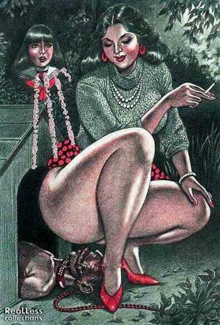 панталоны женское доминирование отличие последней