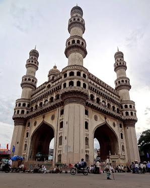 best visiting places around Hyderabad, charminar