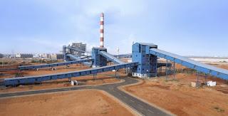 Thyssenkrupp coal handling system