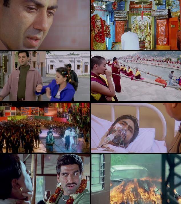 Arjun Pandit 1999 Hindi 720p HDRip