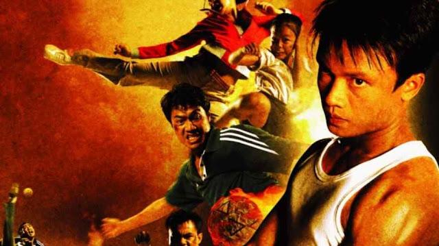 Sinh Ra Để Chiến Đấu - Born To Fight (2004) 1