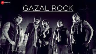 Gazal Rock Lyrics Gaurav Burse