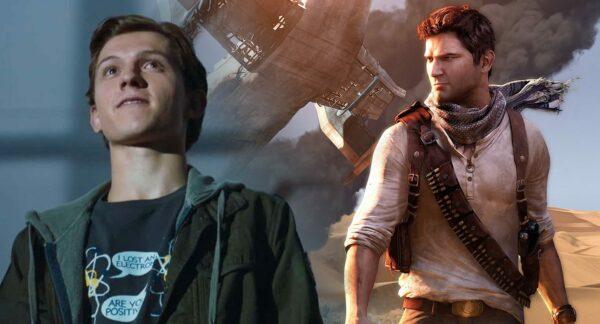 Tom Holland confirma que el joven Natham Drake será el protagonista de la adaptación de Uncharted
