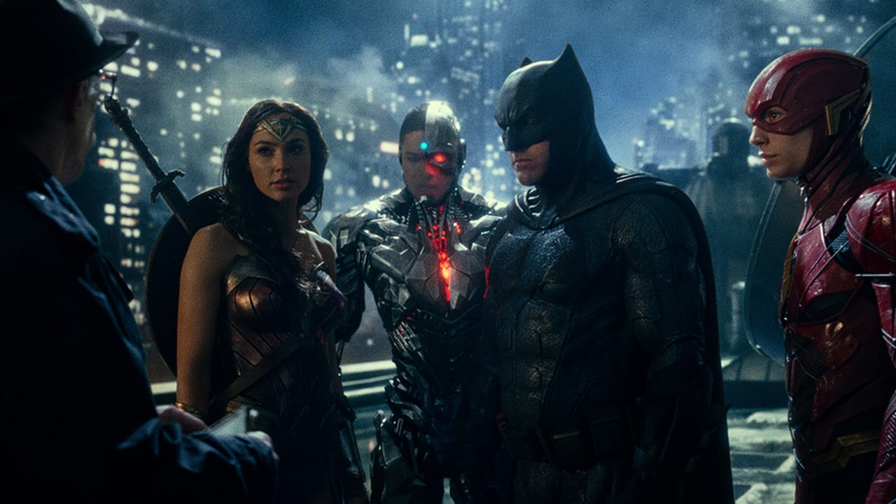 Zack Snyder revela nova imagem do 'Snyder Cut'