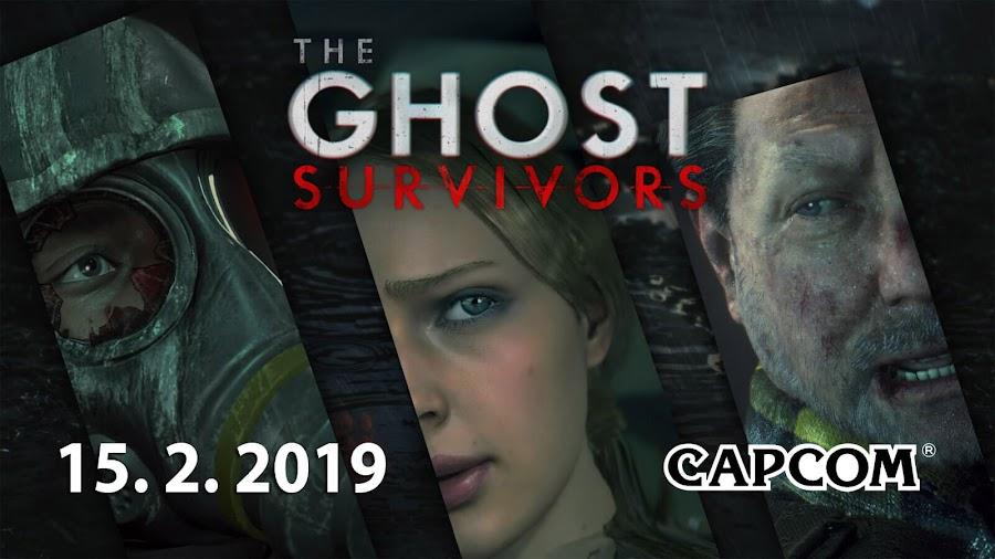 resident evil 2 remake ghost survivors dlc release date capcom