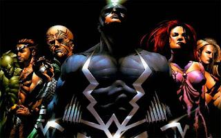 inhumanos: primer poster de la nueva serie de marvel