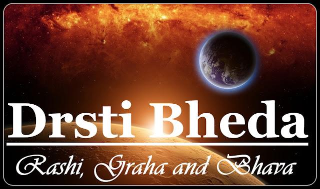 Fundamentals of Vedic Astrology 2: Understanding Drishti Bheda: Rashi, Graha and Bhava