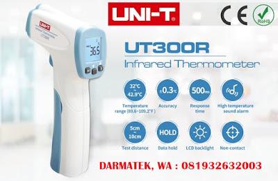 Jual Infrared Thermometer UNI-T UT300R untuk Industri