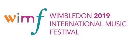 Wimbledon International Music Festival 2019 logo