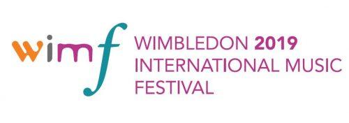 Wimbledon International Music Festival 2019 logo