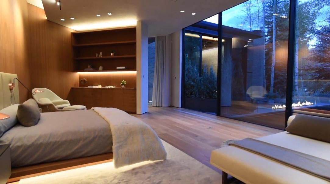 47 Interior Design Photos vs 301 Lake Ave, Aspen, CO Luxury Mansion Tour