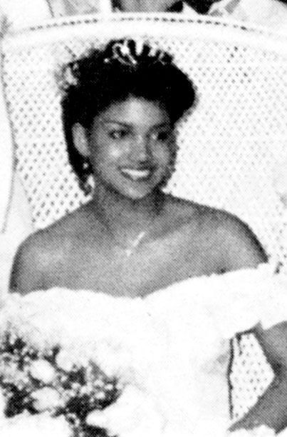 Halle Berry at the prom