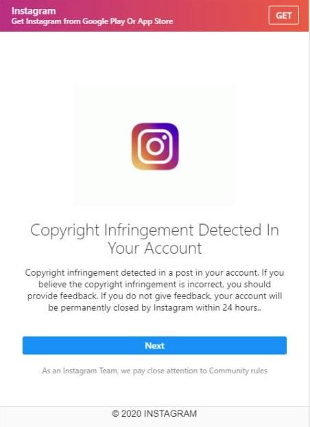 Cara Mengatasi Video Yang Kena Copyright di Instagram