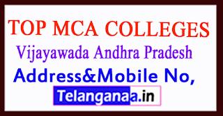 Top MCA Colleges in Vijayawada Andhra Pradesh