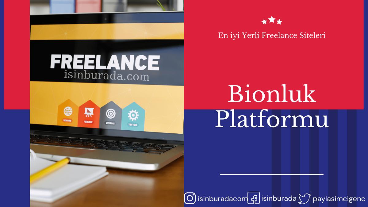 Bionluk Freelancer Pazar Yeri İncelemesi