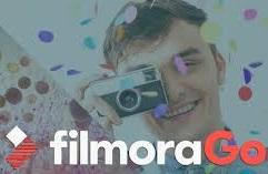 Créez des films pendant vos déplacements grâce à FilmoraGo, Application de montage vidéo, Transformez vos clips vidéo en de magnifiques courts métrages ...