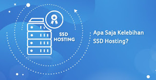 Keunggulan SSD Hosting