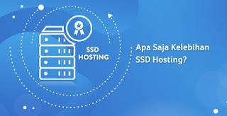Keunggulan SSD Hosting