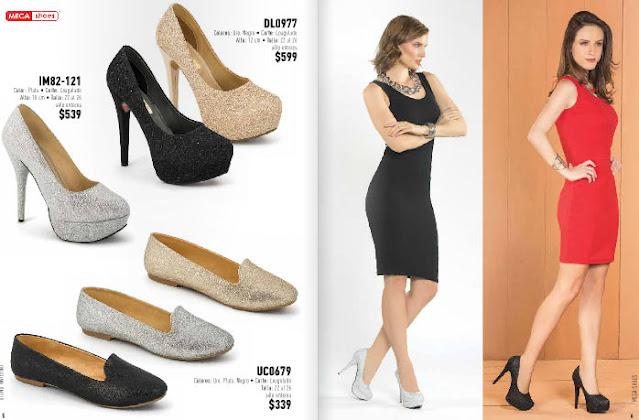 Megashoes zapatos damas 2020 catalogo