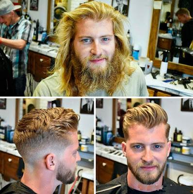 बाल कटवाने के बाद इन 10 लोगों का चेहरा कितना बदल गया, ये मजेदार इमेजेज देखकर आप भी हैरान रह जायेंगे