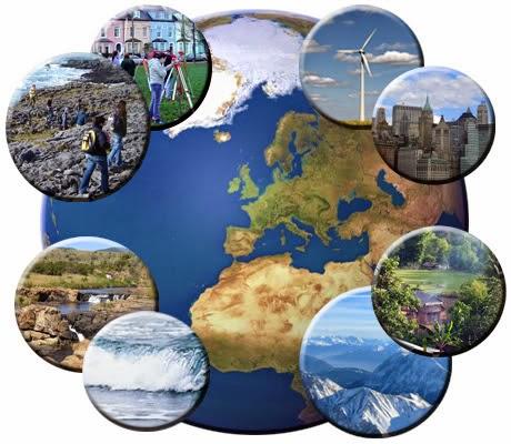 Geografía Mundial: La Geografía y el Espacio Geográfico