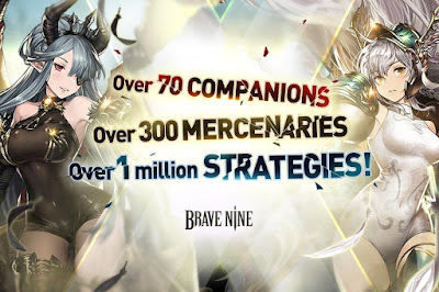 Brave Nine (MOD, Many Features) APK Download