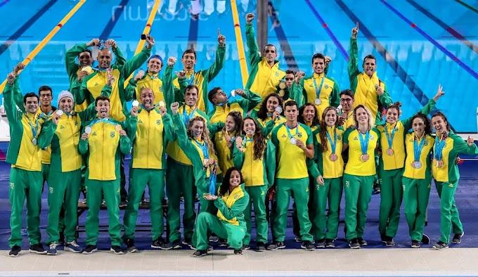 Brasil fecha Pan com recorde de medalhas e vice-liderança; foram 171 pódios