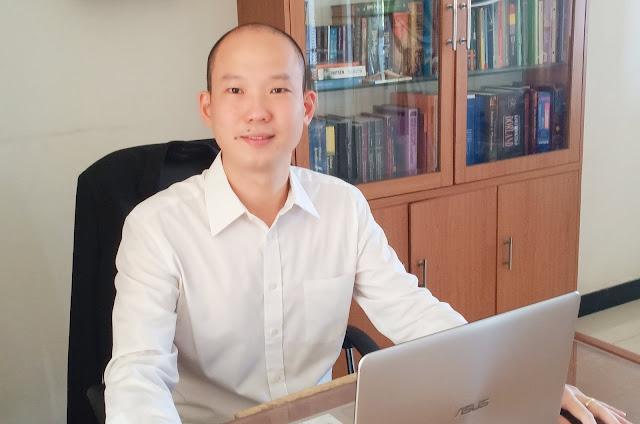 CEO SEHATIGOLD, Denny Ardhiyanto