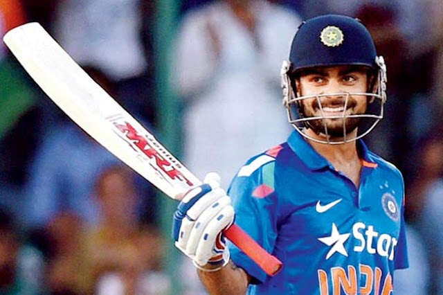 virat kohli in t20 semifinal india vs west indies