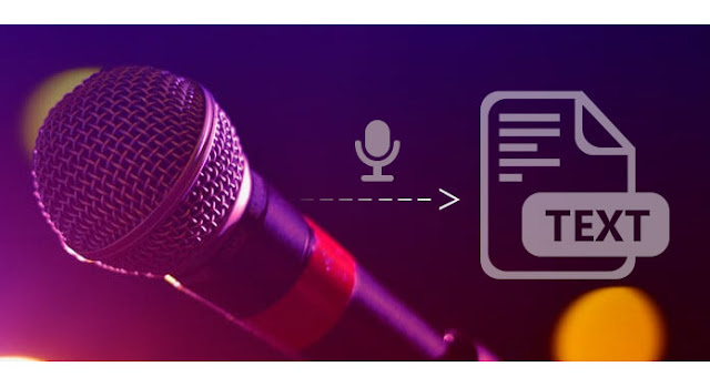تحميل تطبيق ترجمة وتحويل الرسائل الصوتية الي نصية Transcriber