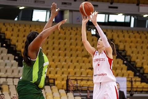 Αποκλείστηκε από το Eurocup Γυναικών ο Ολυμπιακός-Ηττήθηκε με 83-59 από την Τουρκική Ορμάν