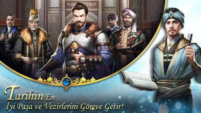 muhteşem sultan hileli apk