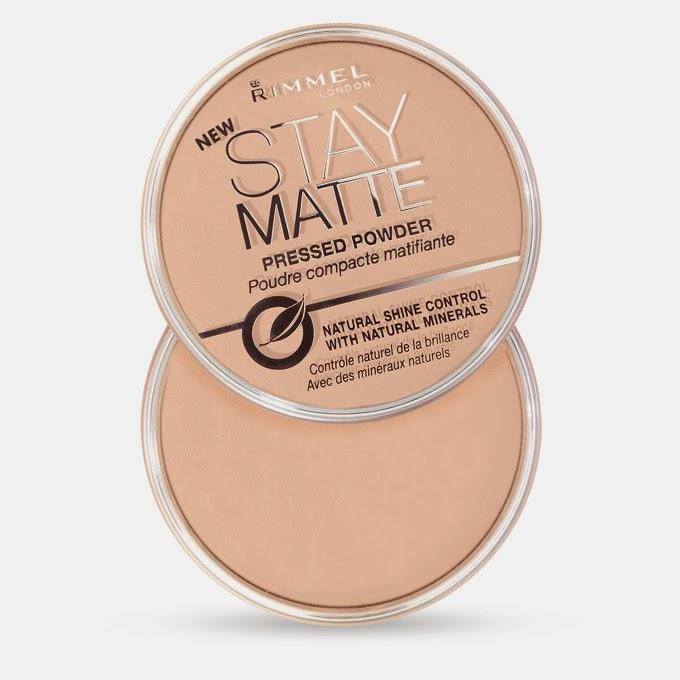 stay matte pudra