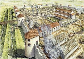 i romani in britannia, riassunto sulla gestione delle province romane