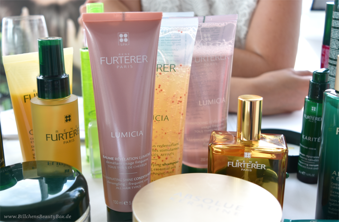 Beautypress Bloggerevent - René Furterer