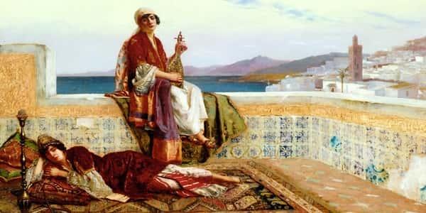الشعر الغزلي في العصر الجاهلي و في العصر الإسلامي