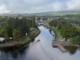 The Loch where filmed