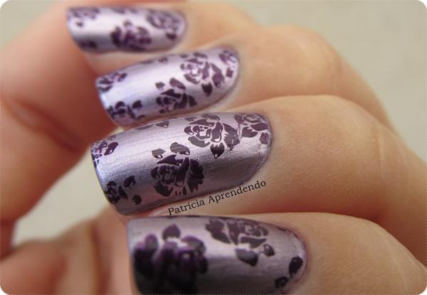 Esmalte Mavala Shimmer Violet e Granado Janis