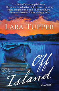 book cover of Off Island by Lara Tupper
